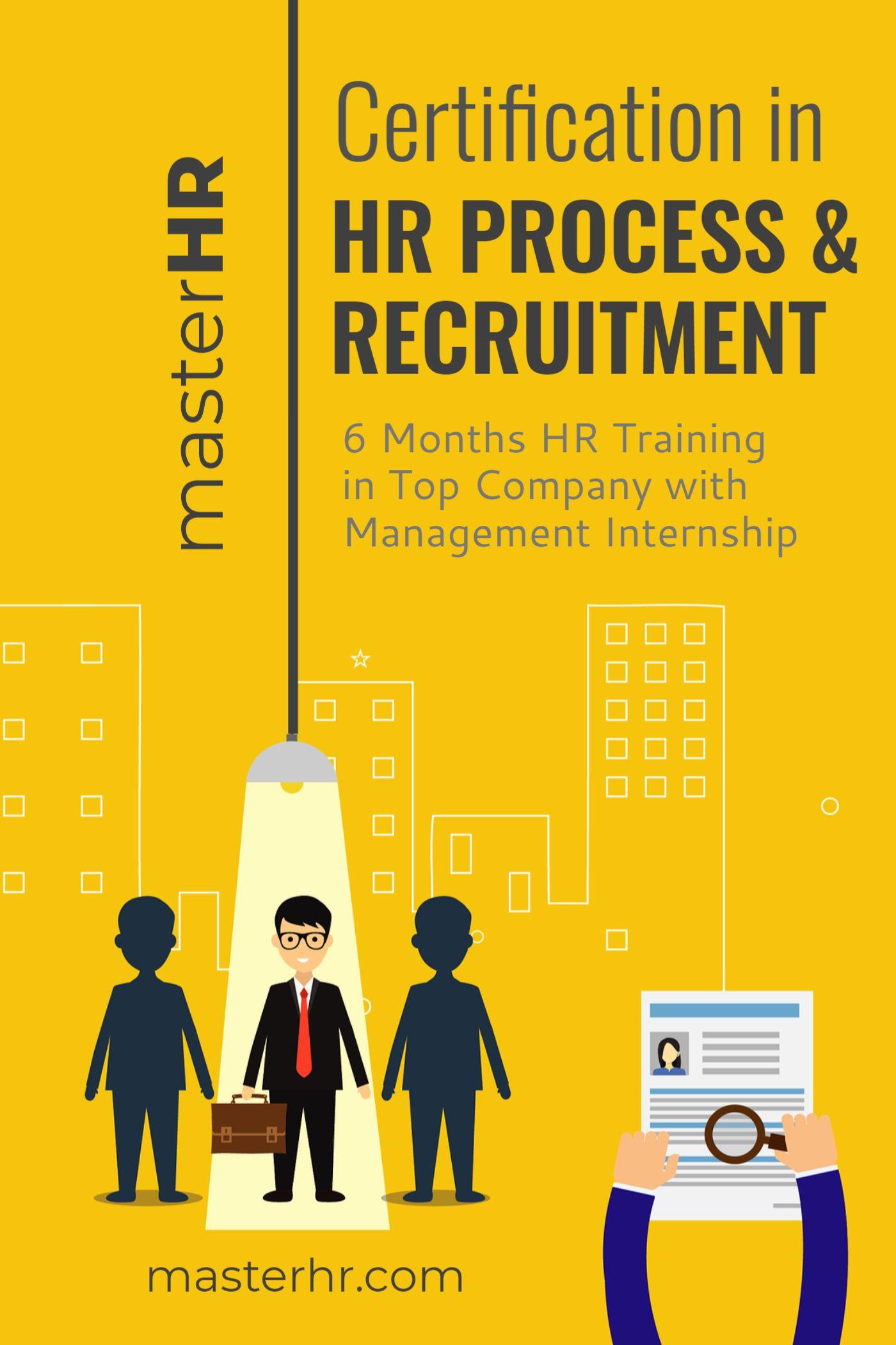 HR Process eBook Cover Template