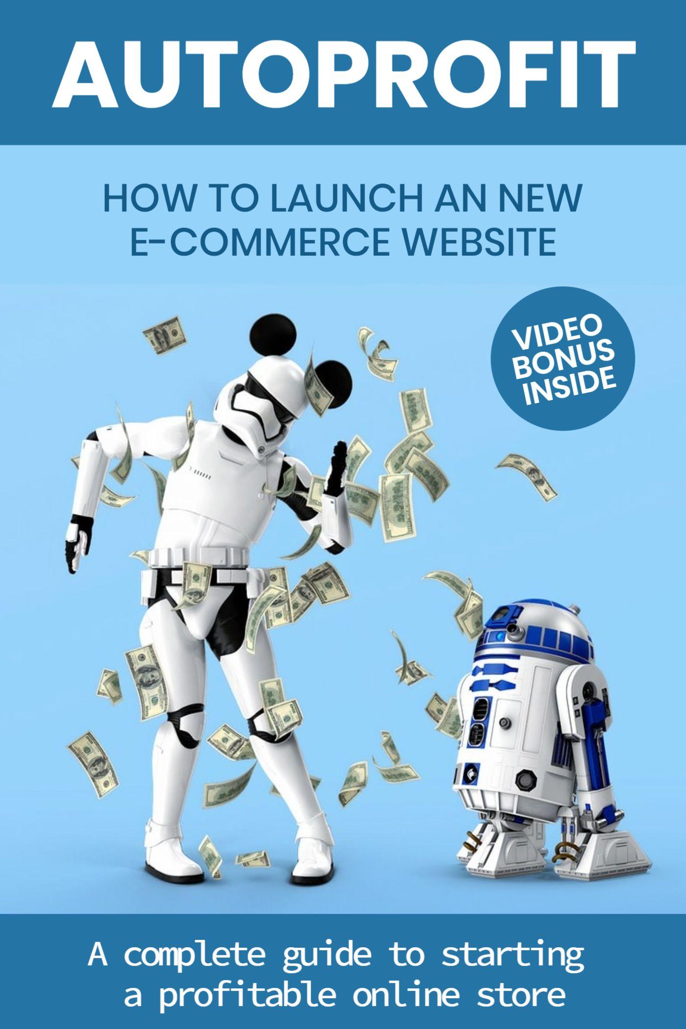 E-commerce Store Book Cover Maker