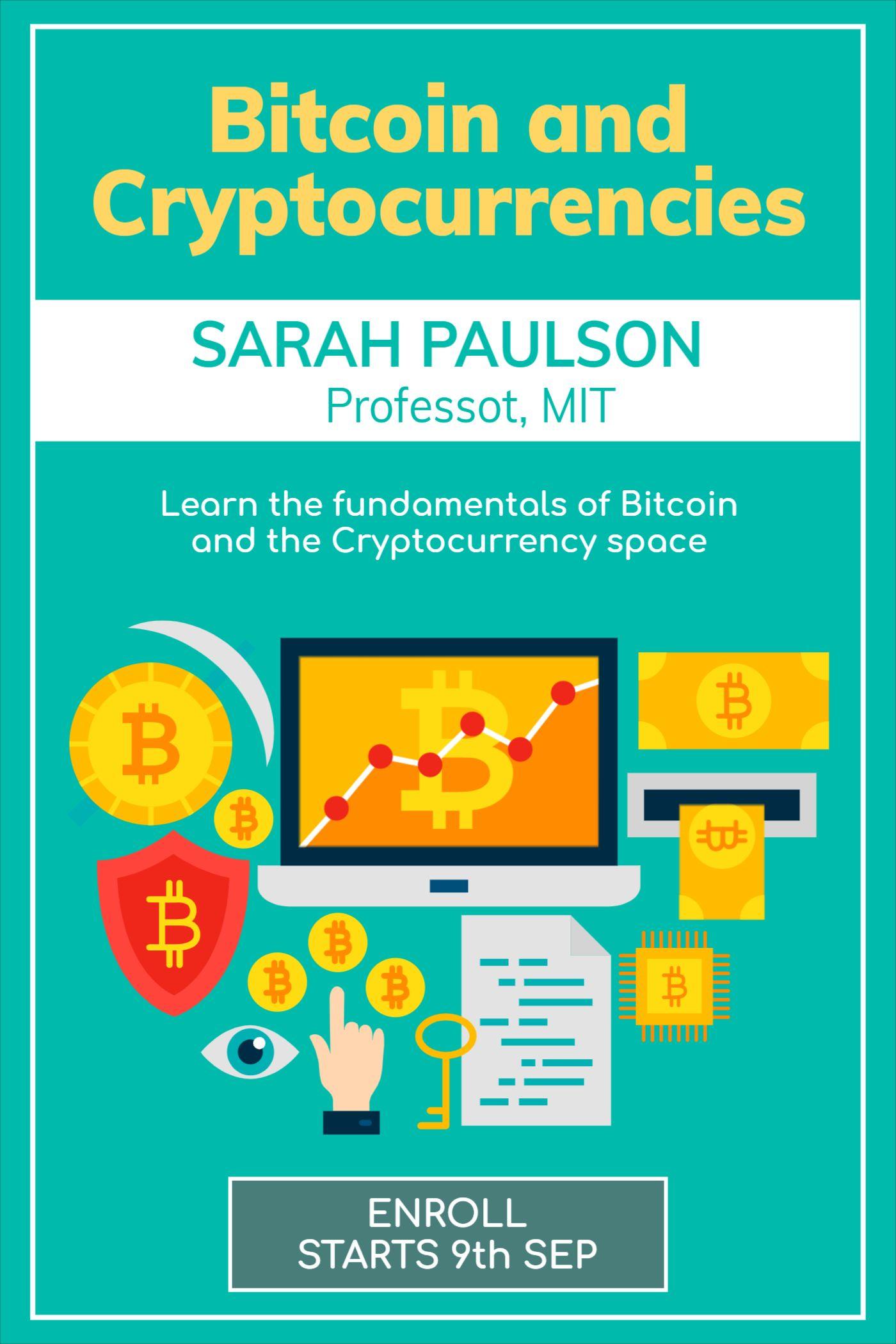 Bitcoin Online Course Template