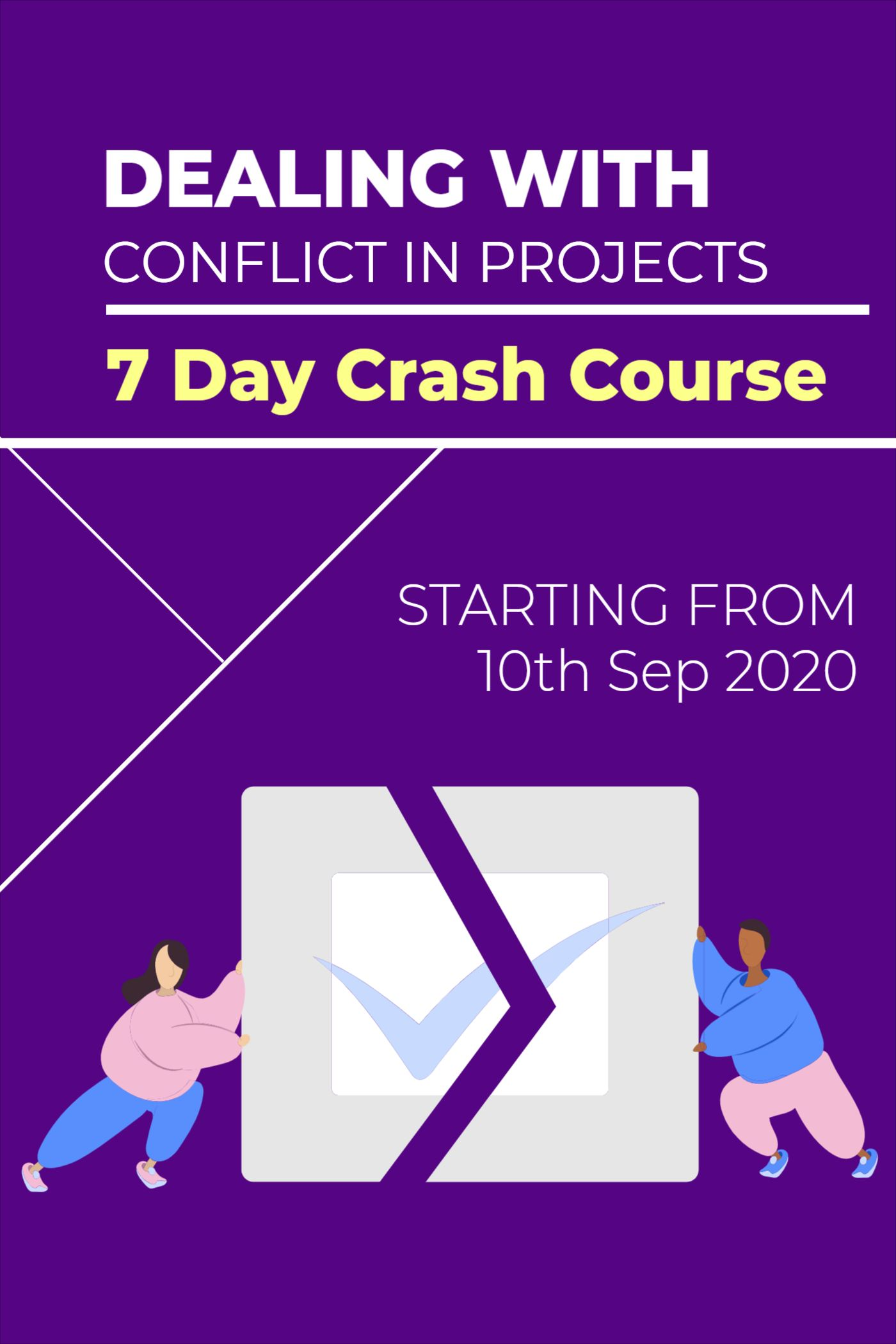 Project Conflict Online Course Template