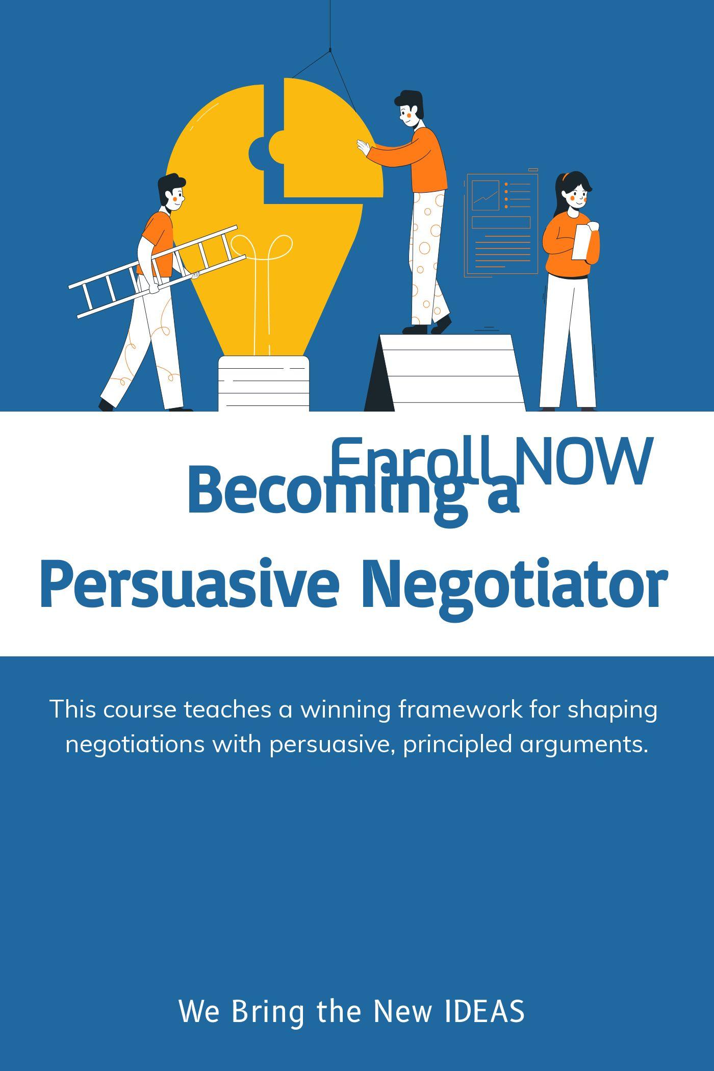 Online Corporate Course Template