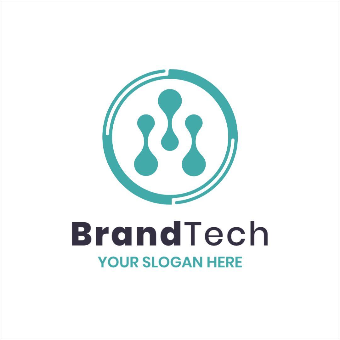 Technology Logo Template