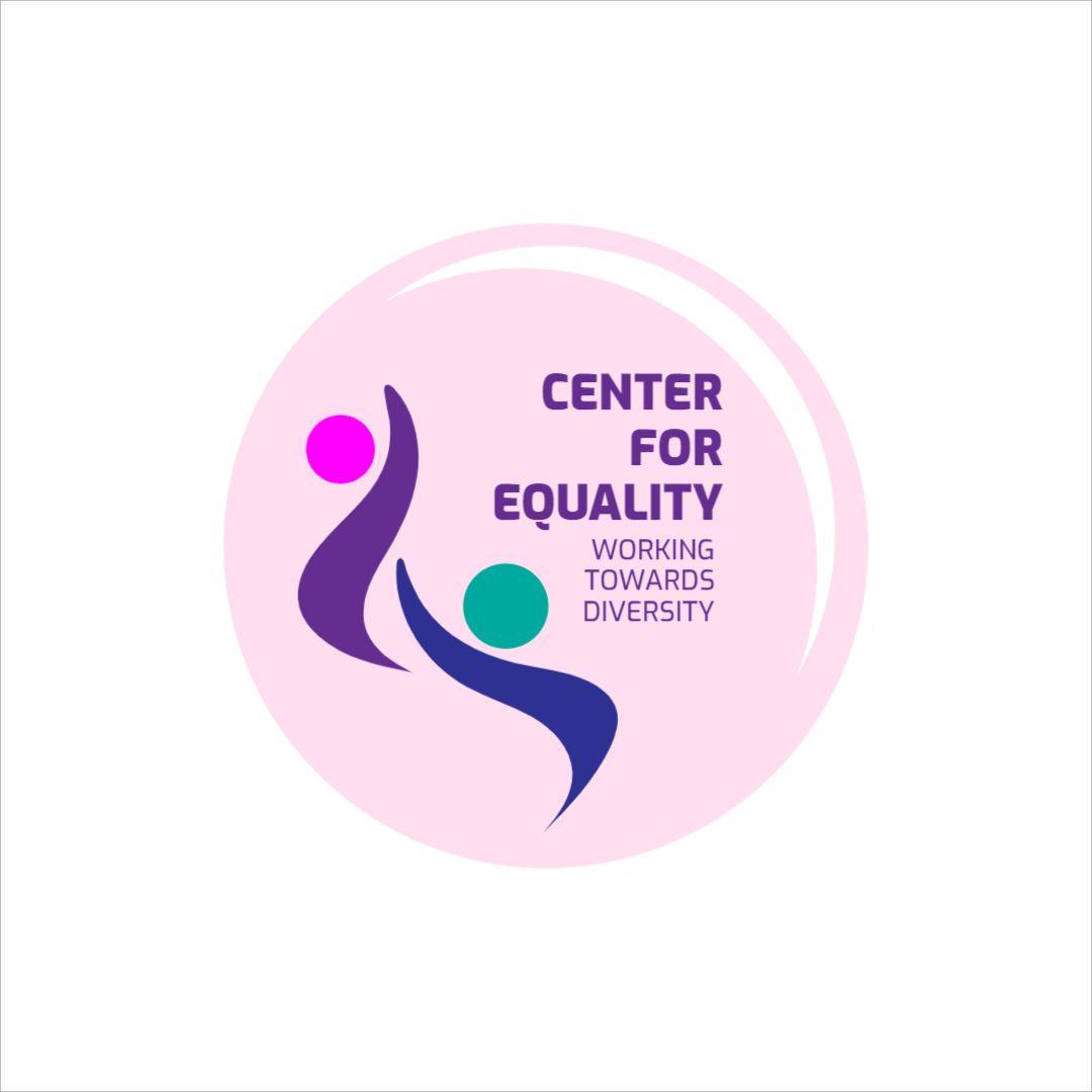 Gender Equality Logo Template