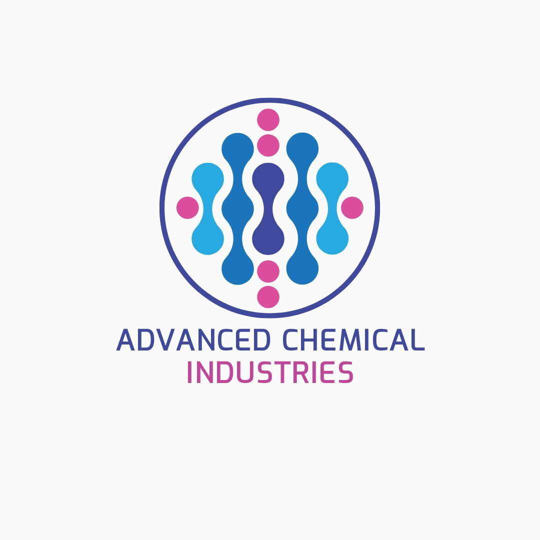Chemical Industry Logo Template