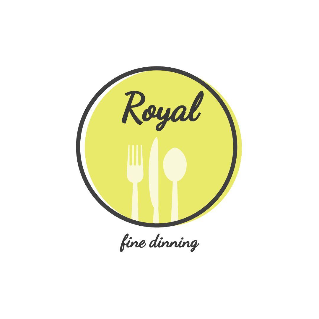 Fine Dinning Logo Template