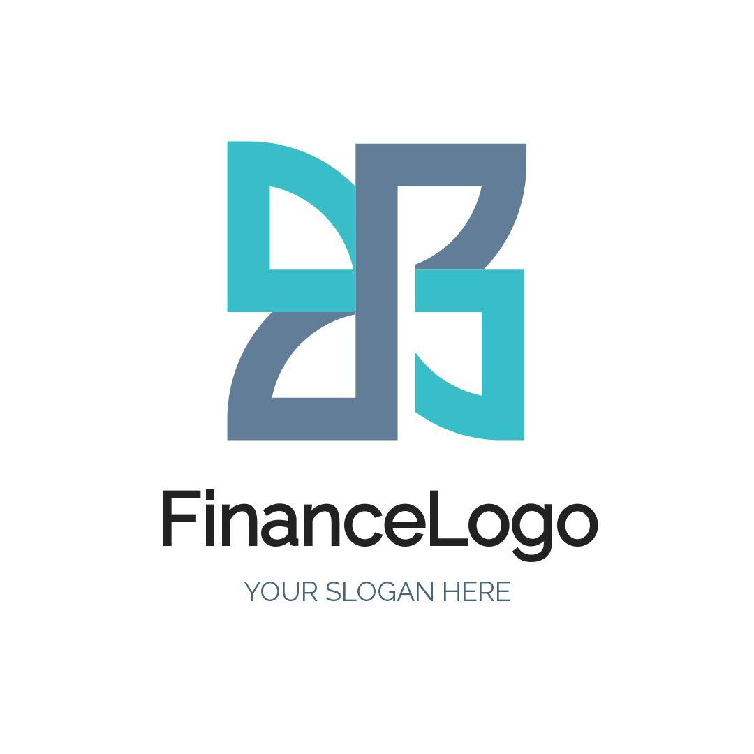 Finance Logo Design Template