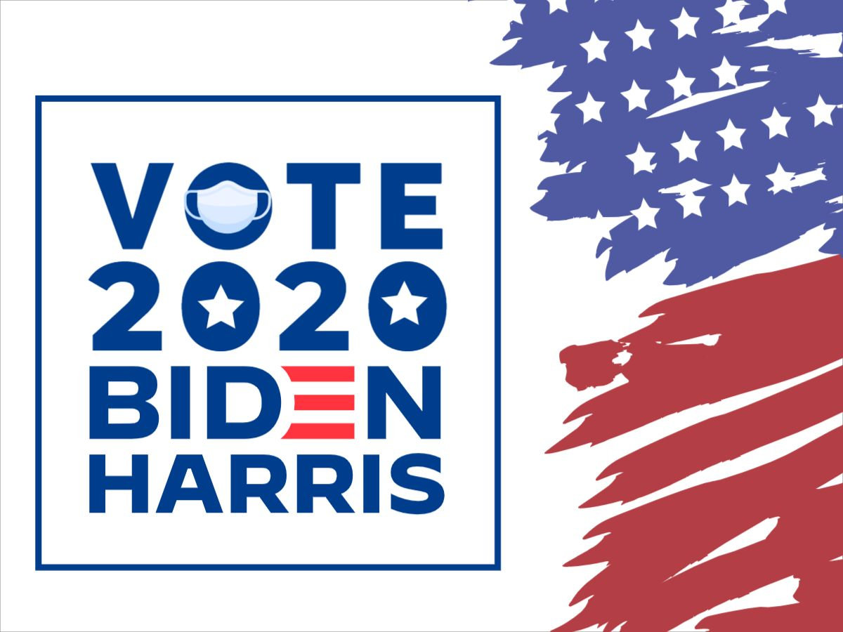 Biden 2020 Campaign Template
