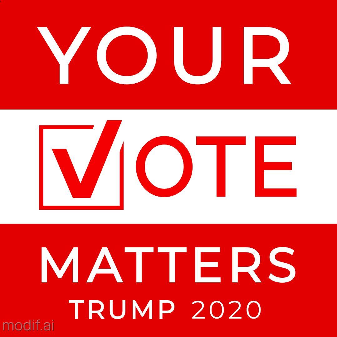 Trump 2020 Campaign Instagram Template