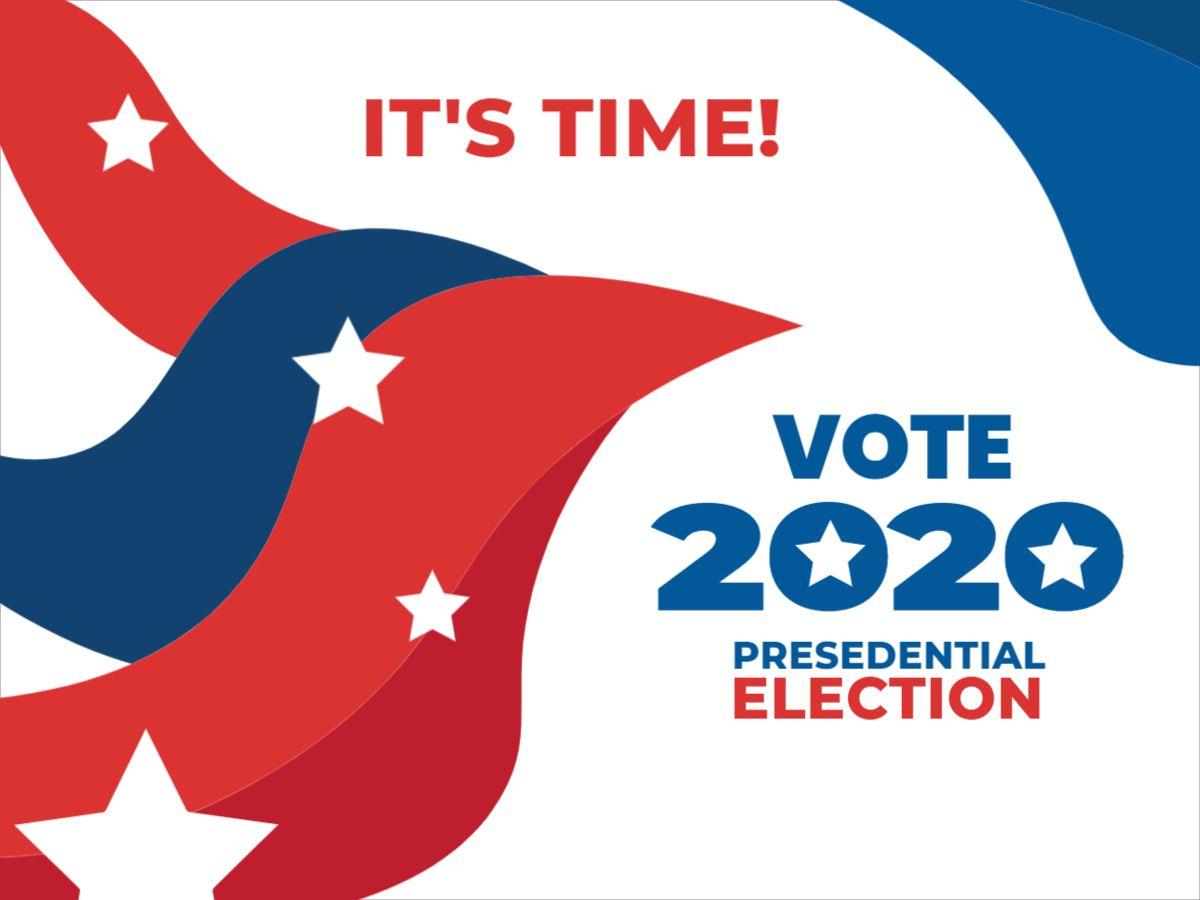 USA Election Facebook Template