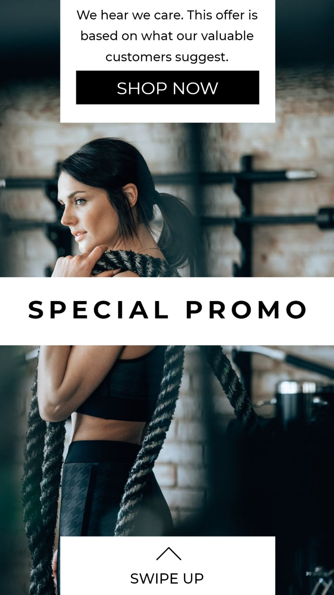 Instagram Story Template - Special Sale