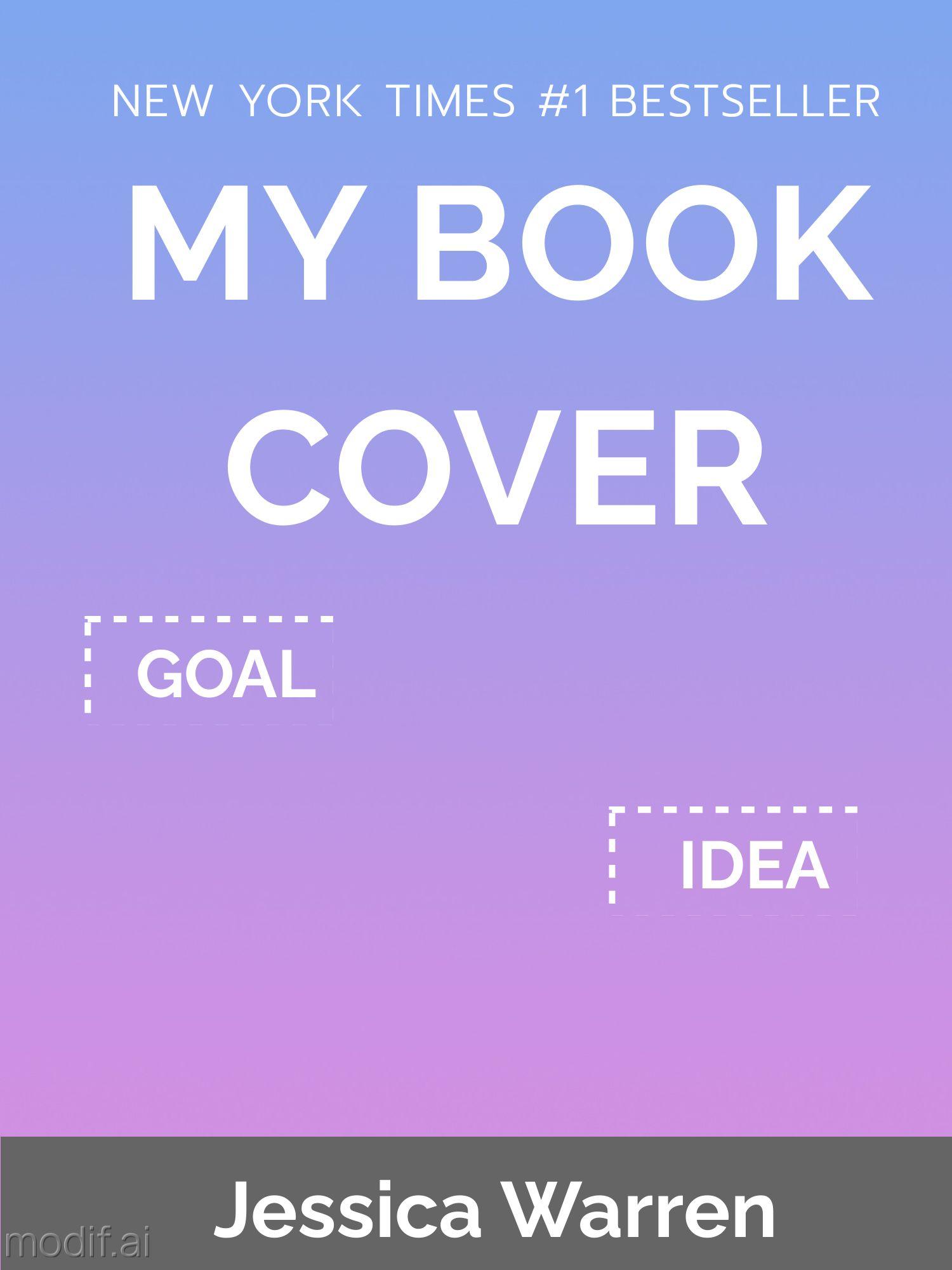 Digital Book Ecover Template