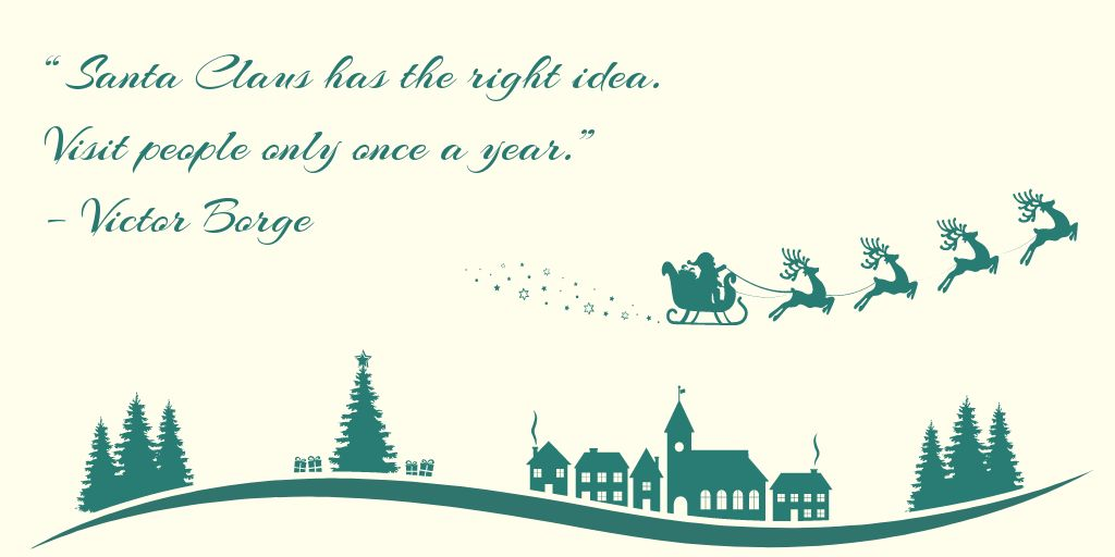 Christmas Quote twitter Post