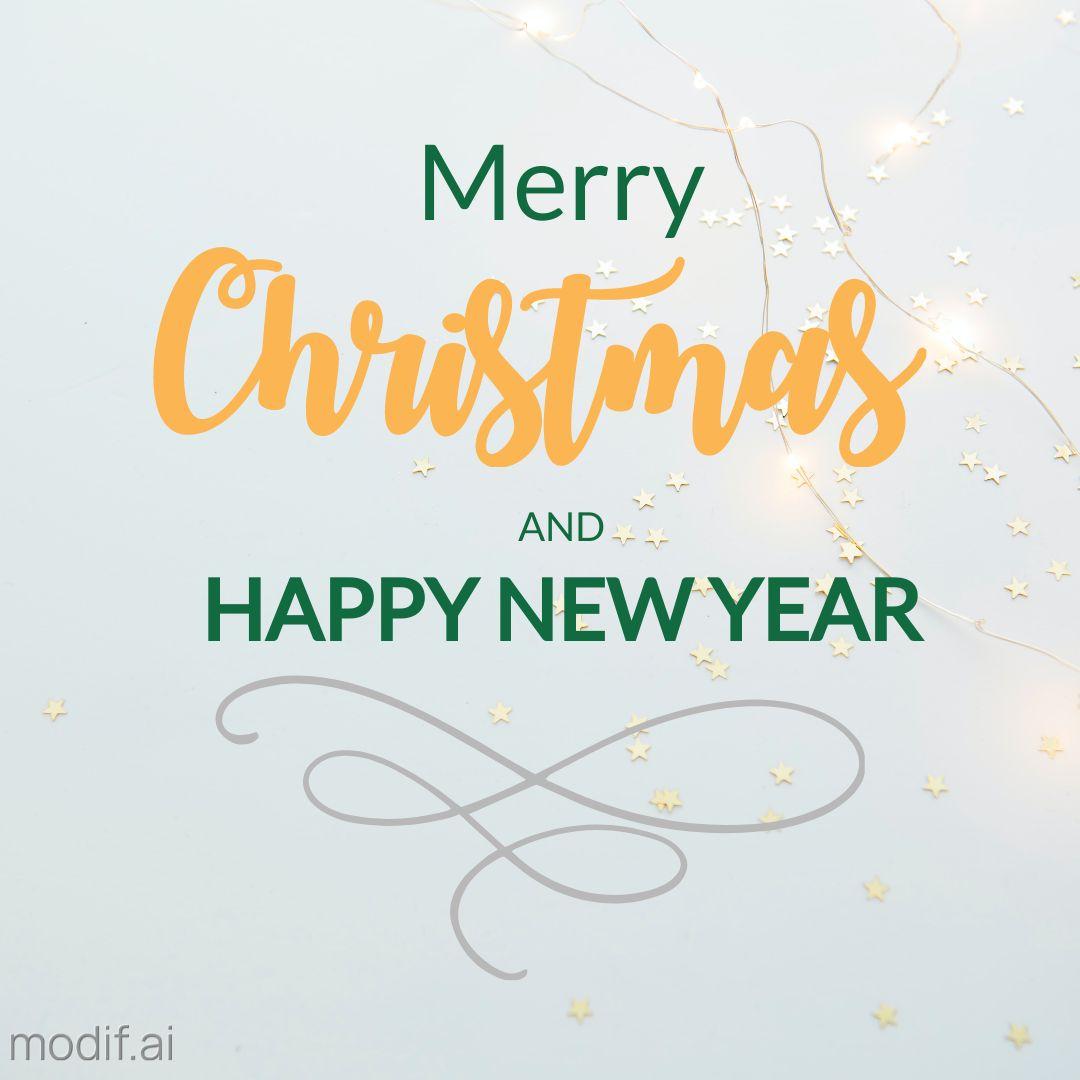Christmas Instagram Post