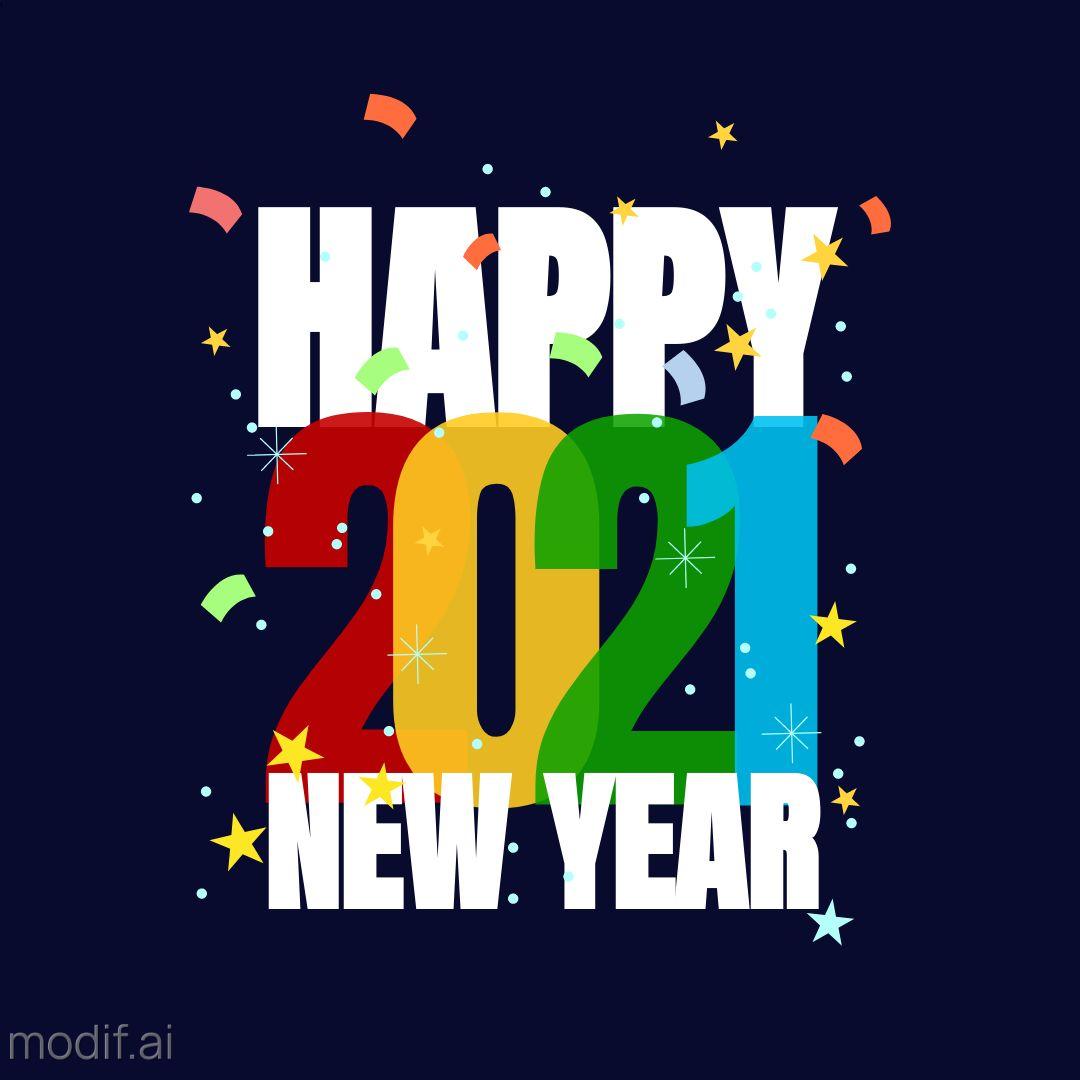 New Year Celebration Instagram Post