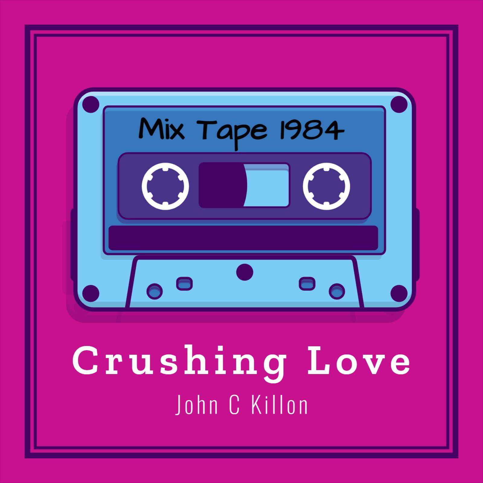 Retro Cassette Themed Album Cover Template
