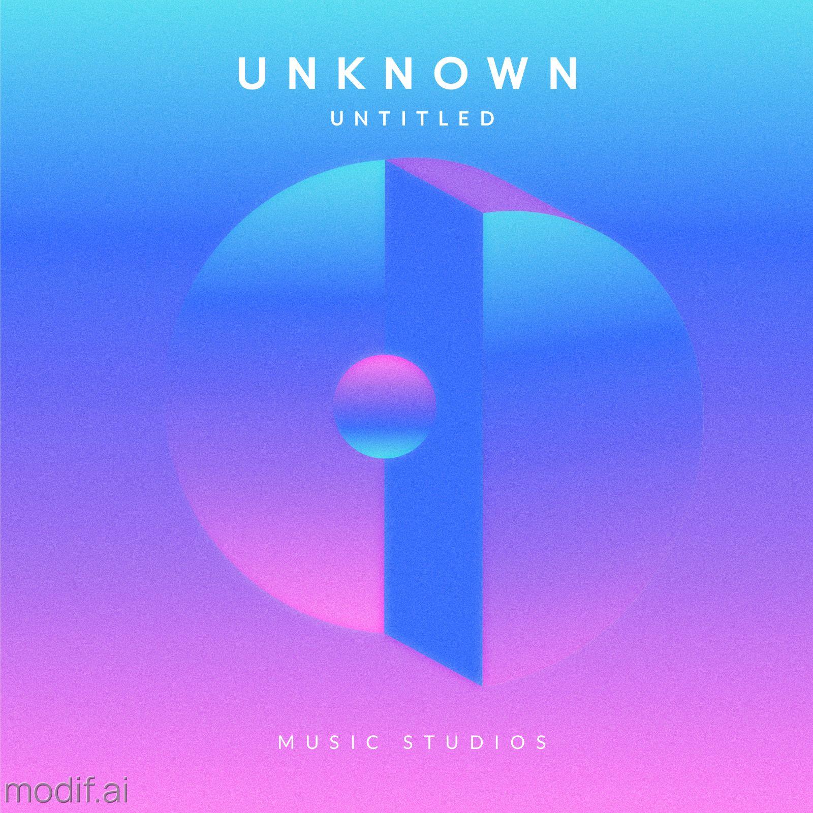 Futuristic Digital Album Cover Template