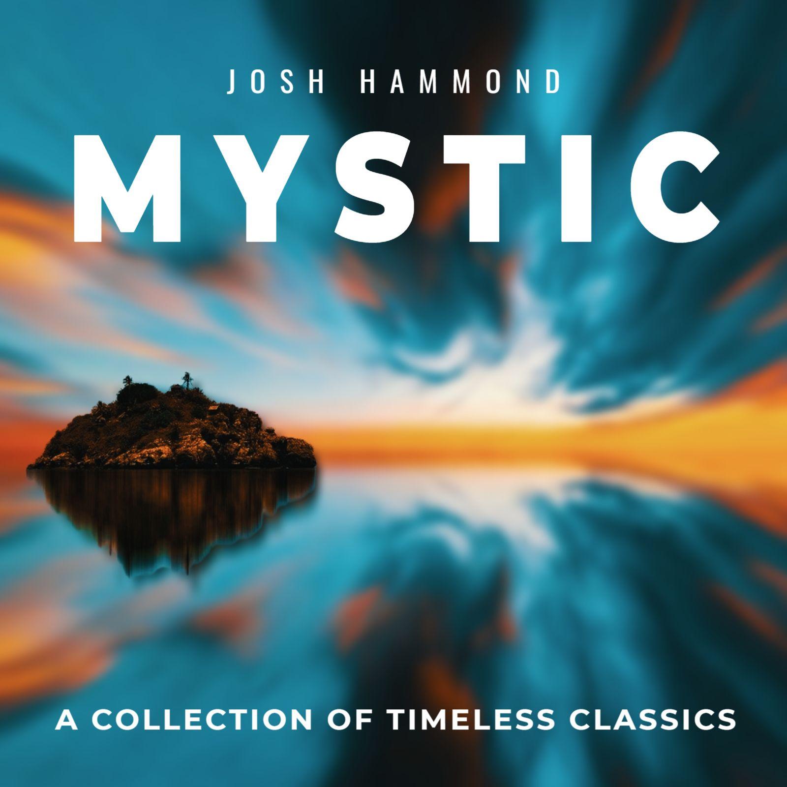 Mystic Island Cover Template Design