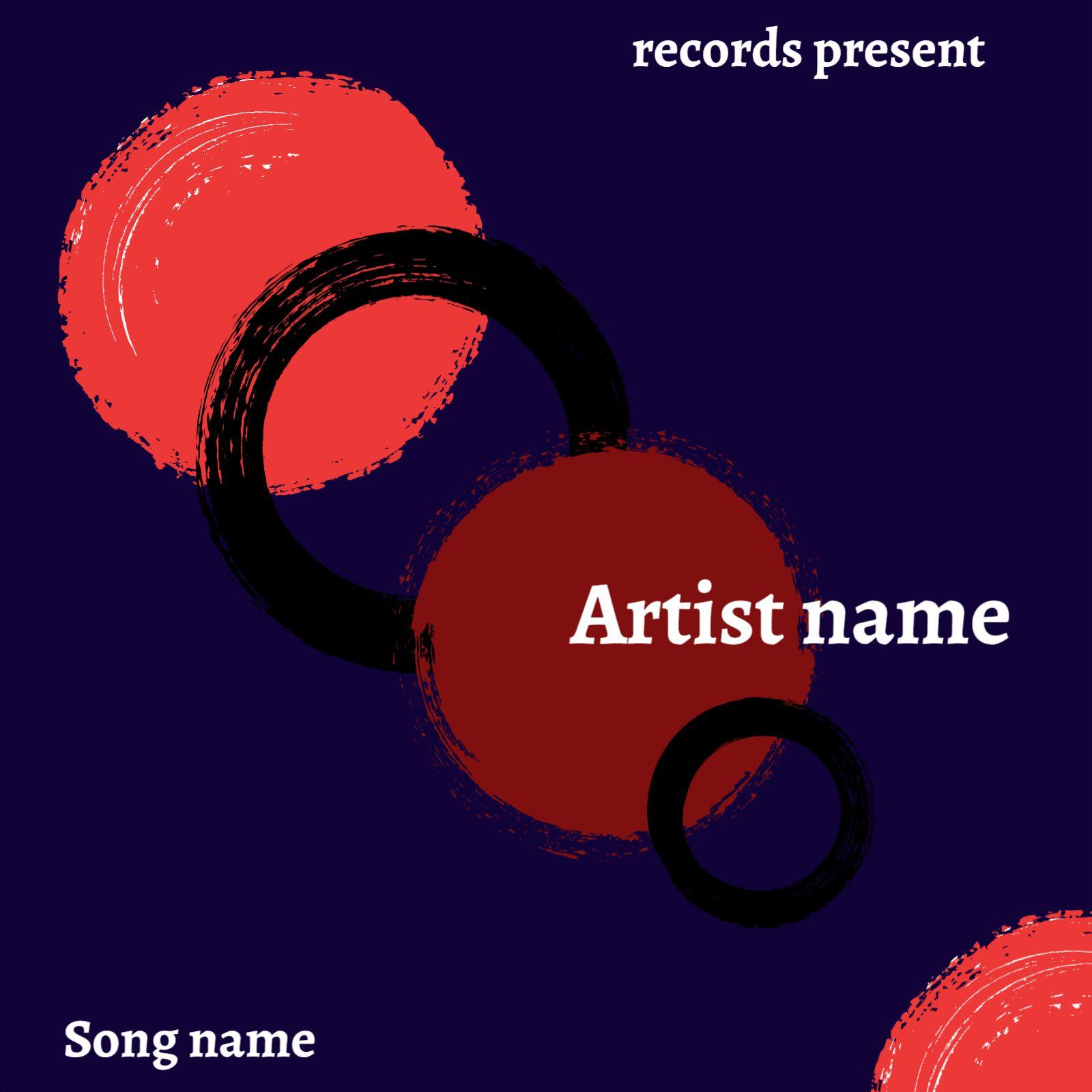 Digital Album Cover Design