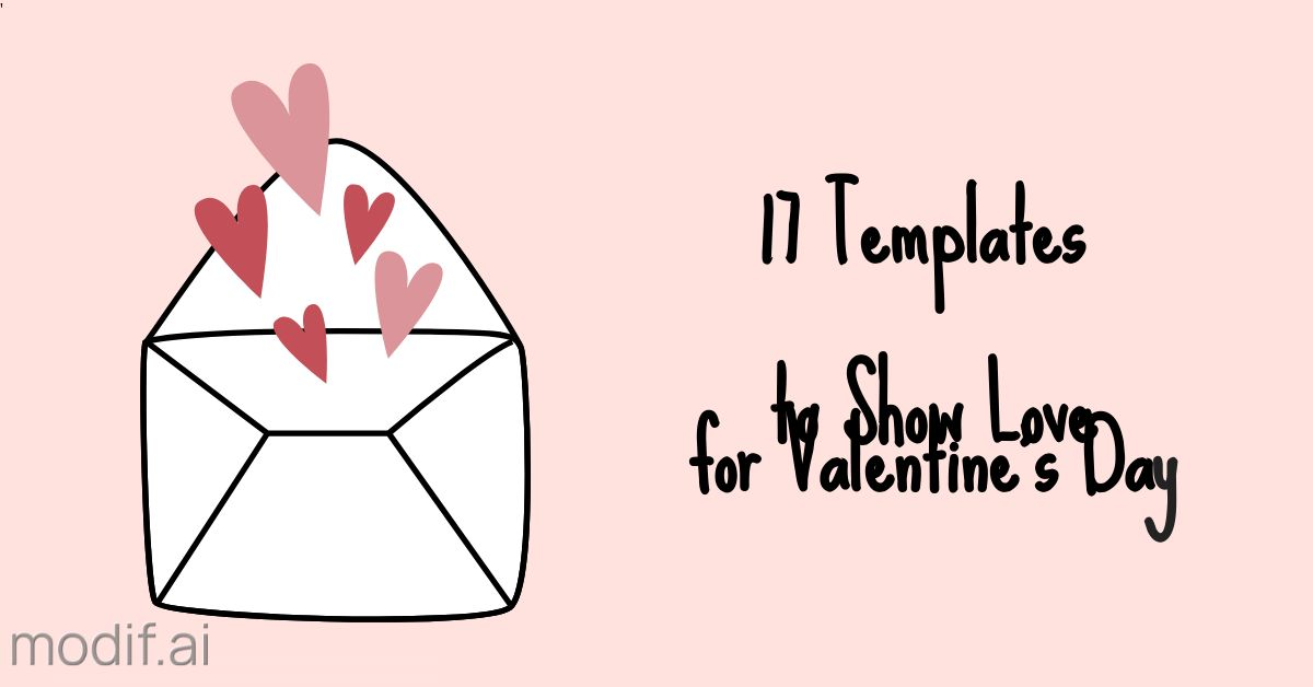 Animated Valentines Day Facebook Link Template