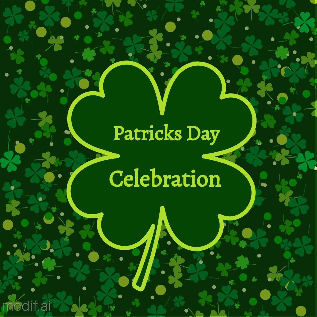 St Patricks Day Celebration