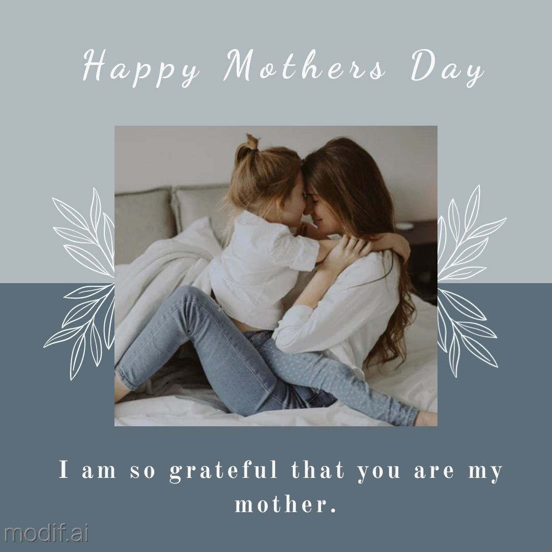 Happy Mothers Day Wish
