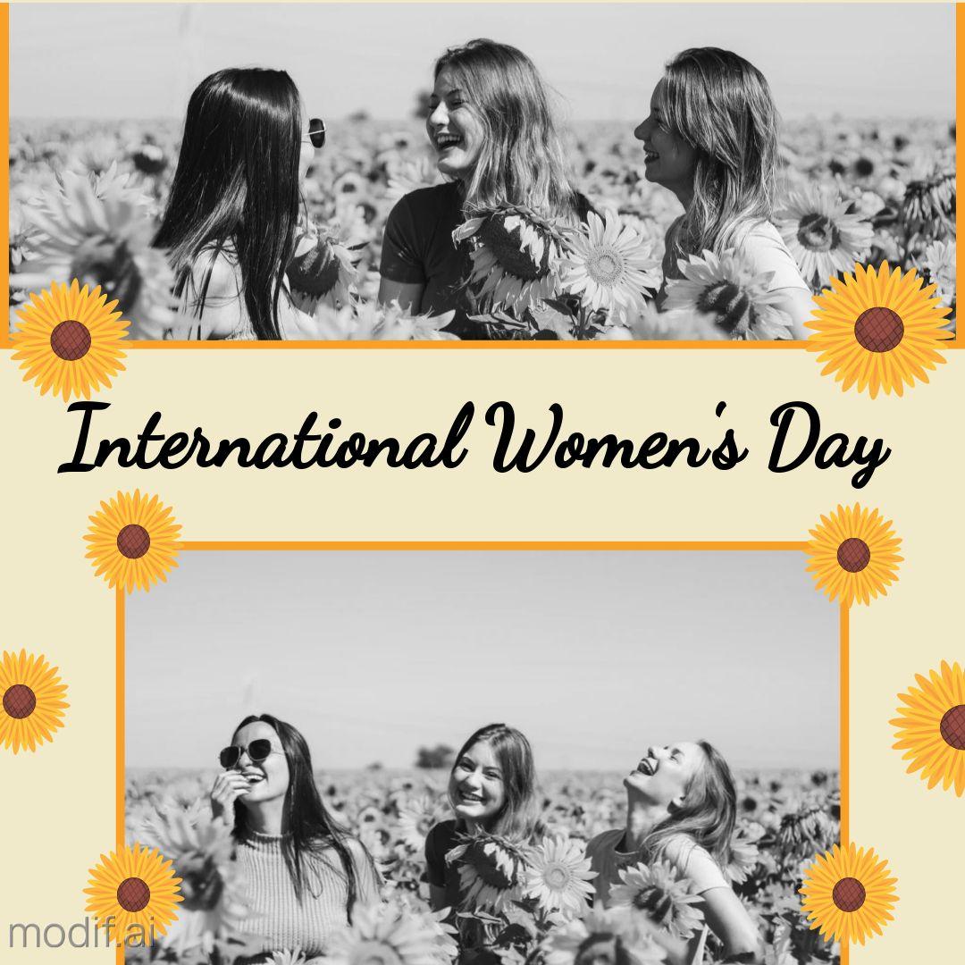 Friends International Womens Day