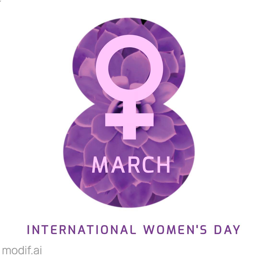 Womens Day Greetings Social Media Template