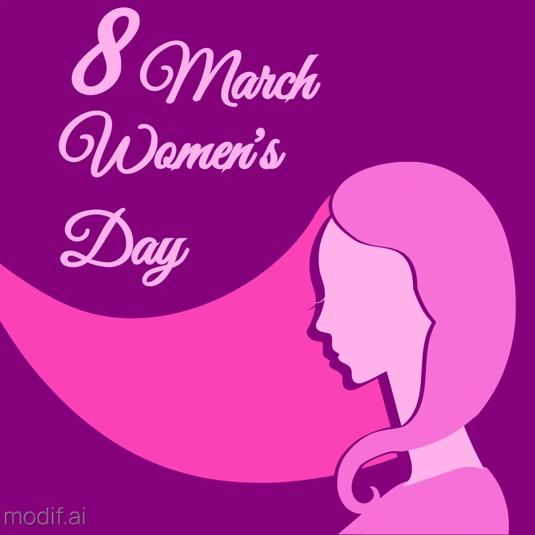 Happy Womens Day Social Media Template