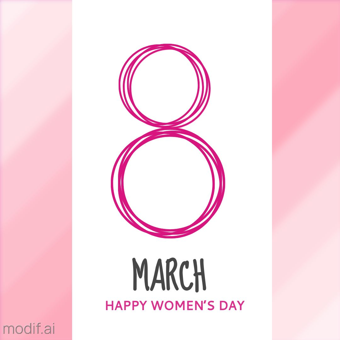 Womens Day Greetings Instagram Template