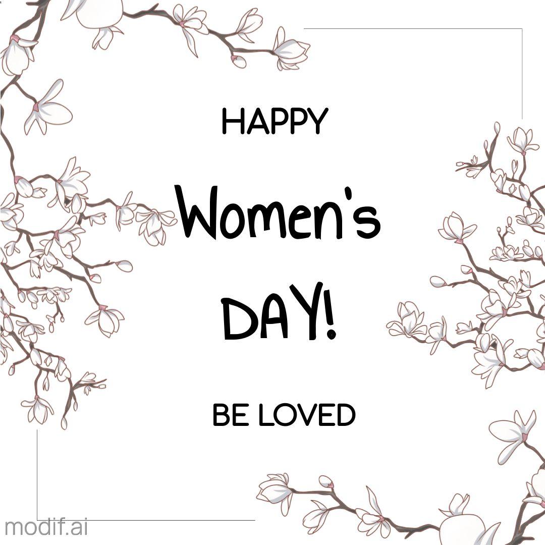 Womens Day Social Media Design Template