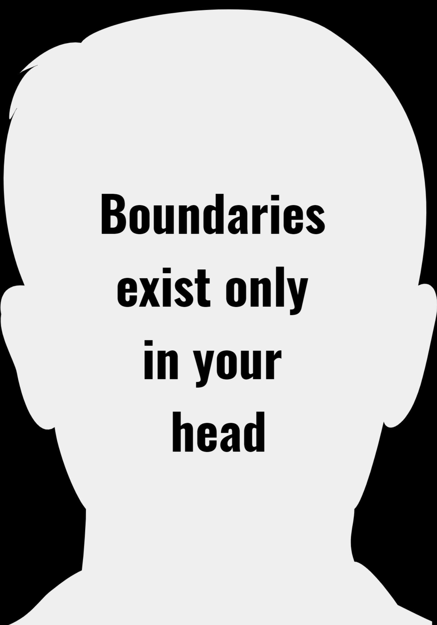 Boundaries Poster Design