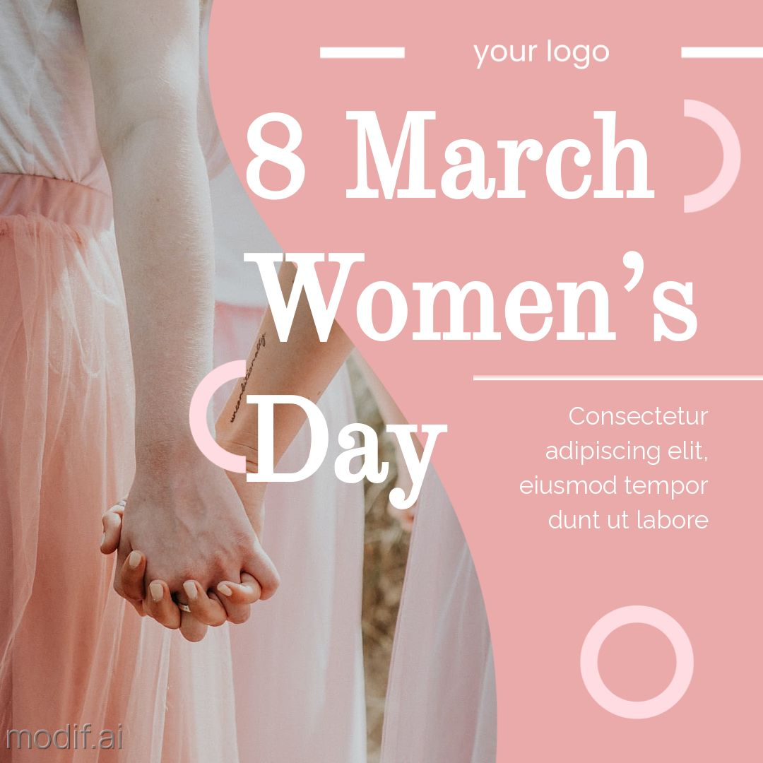 Womens Day Design Template