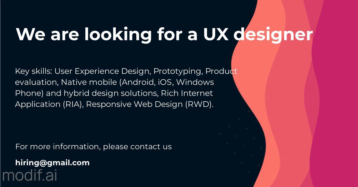 Finding a Designer Candidate