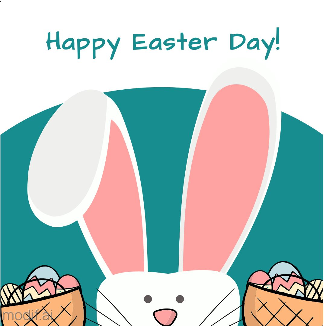 Happy Easter Templates For Instagram
