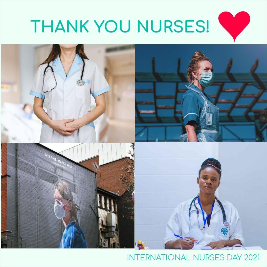Nurses Week - International Nurses Day Template