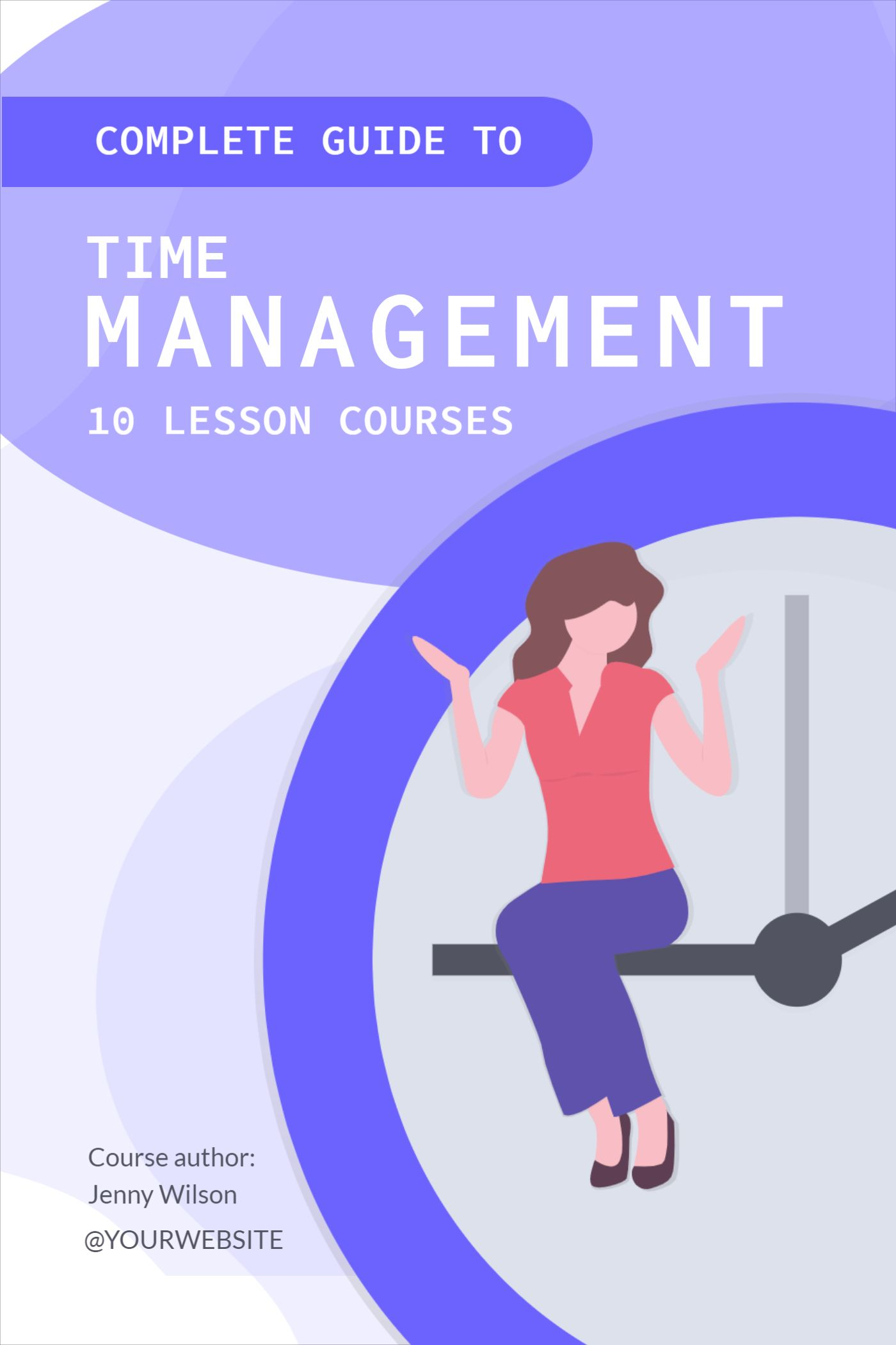 Time Management Online Course