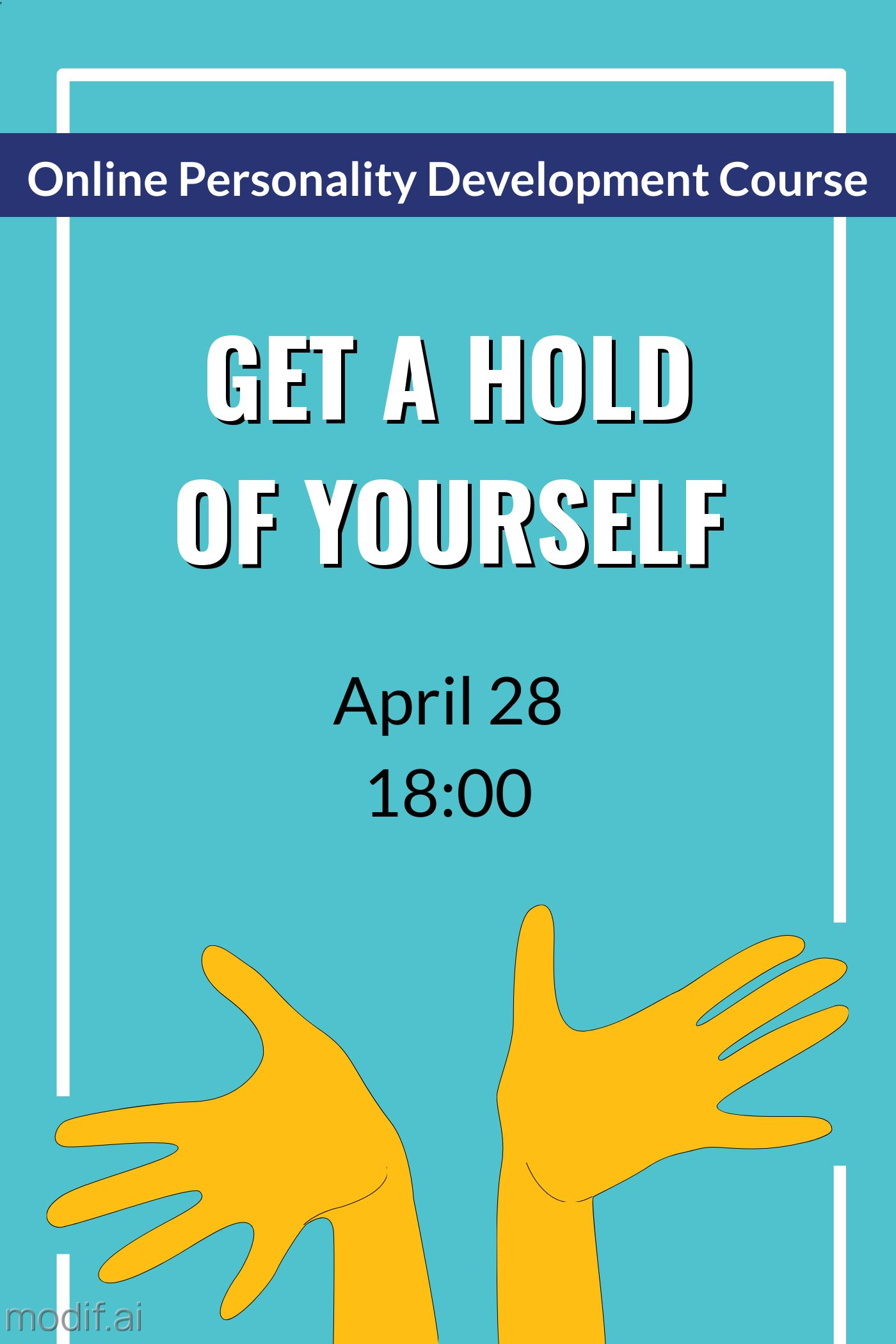Self-Development Course Cover
