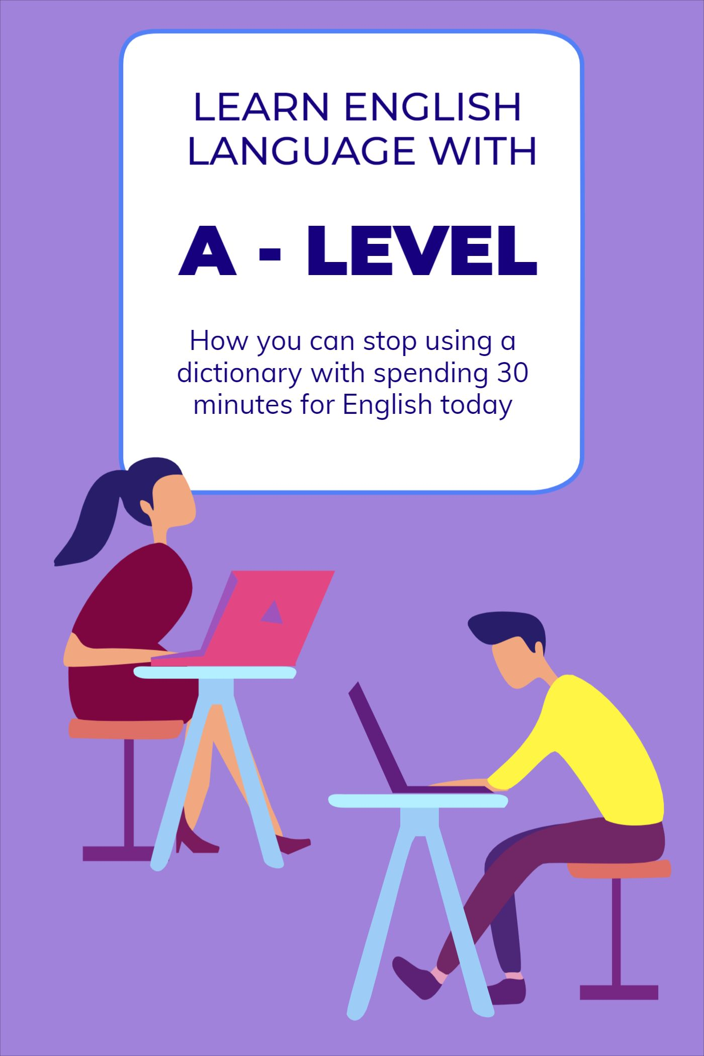Learn English Course Template