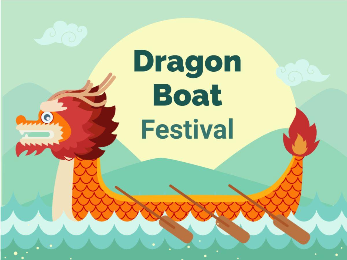 Facebook Post Dragon Boat Festival