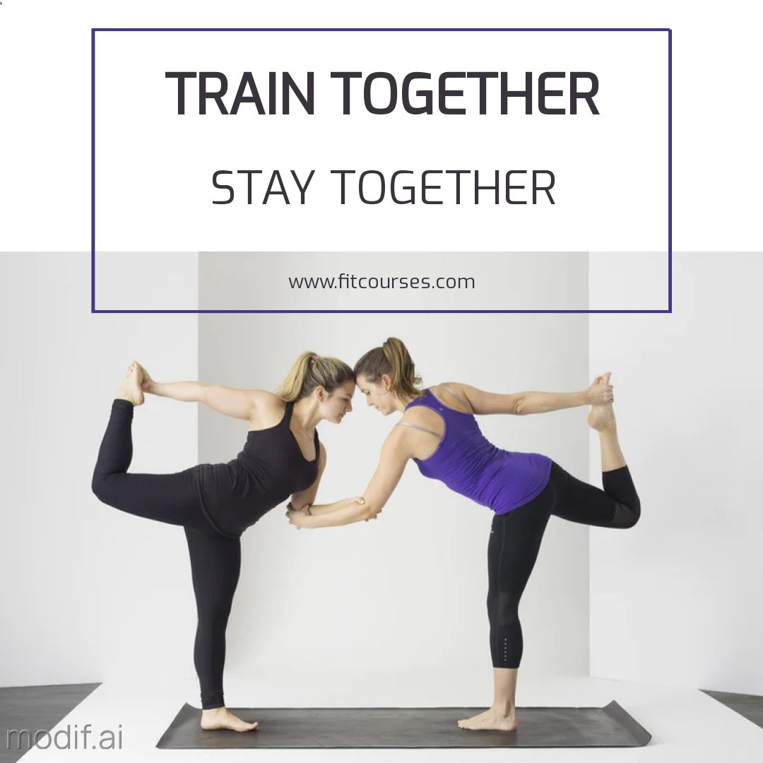 Train Together Instagram Post Template