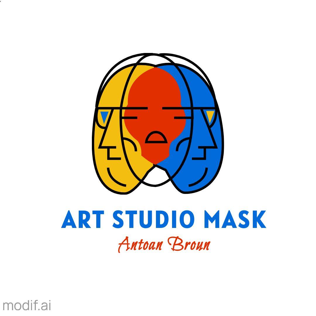 Art Studio Design Logo