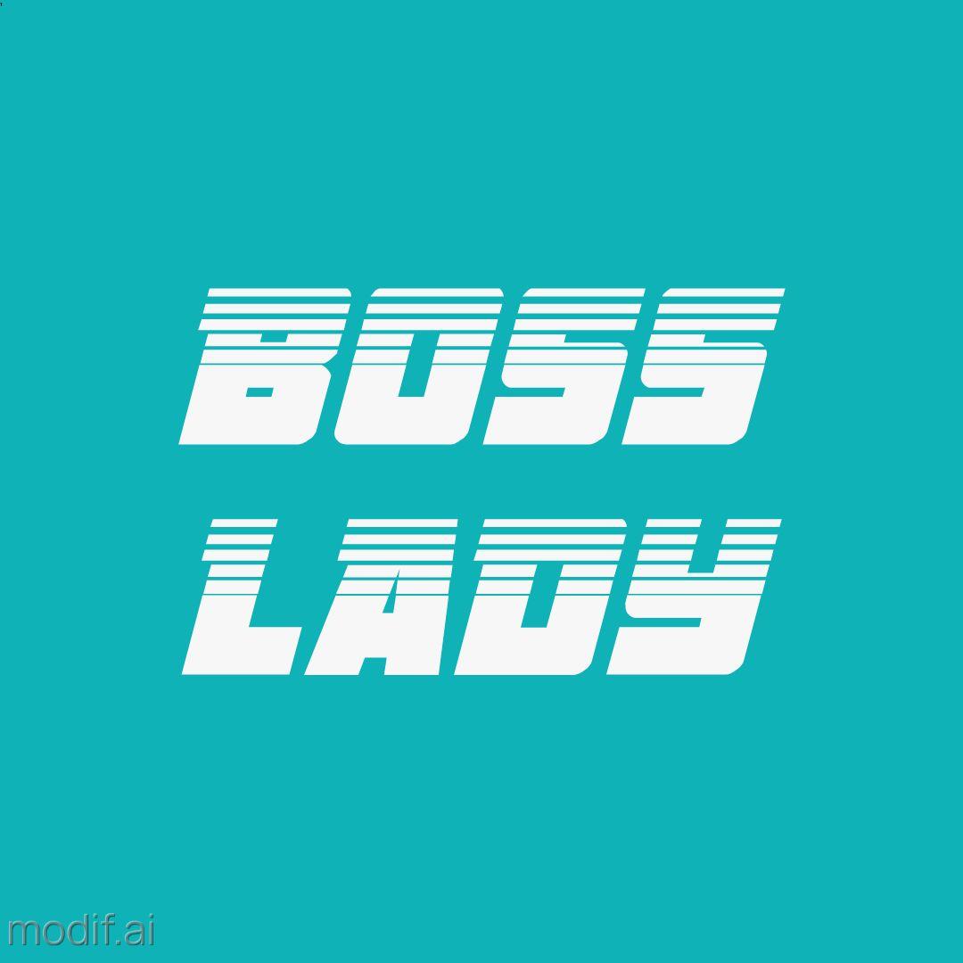 Boss Lady Mug Design