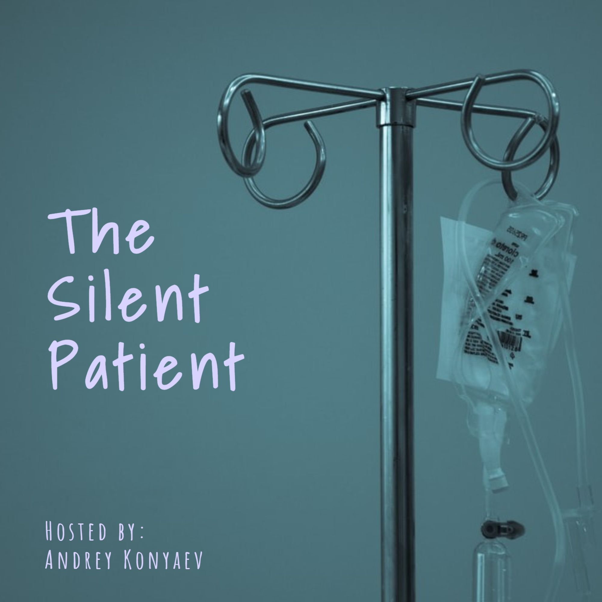 Medical Themed Podcast Cover
