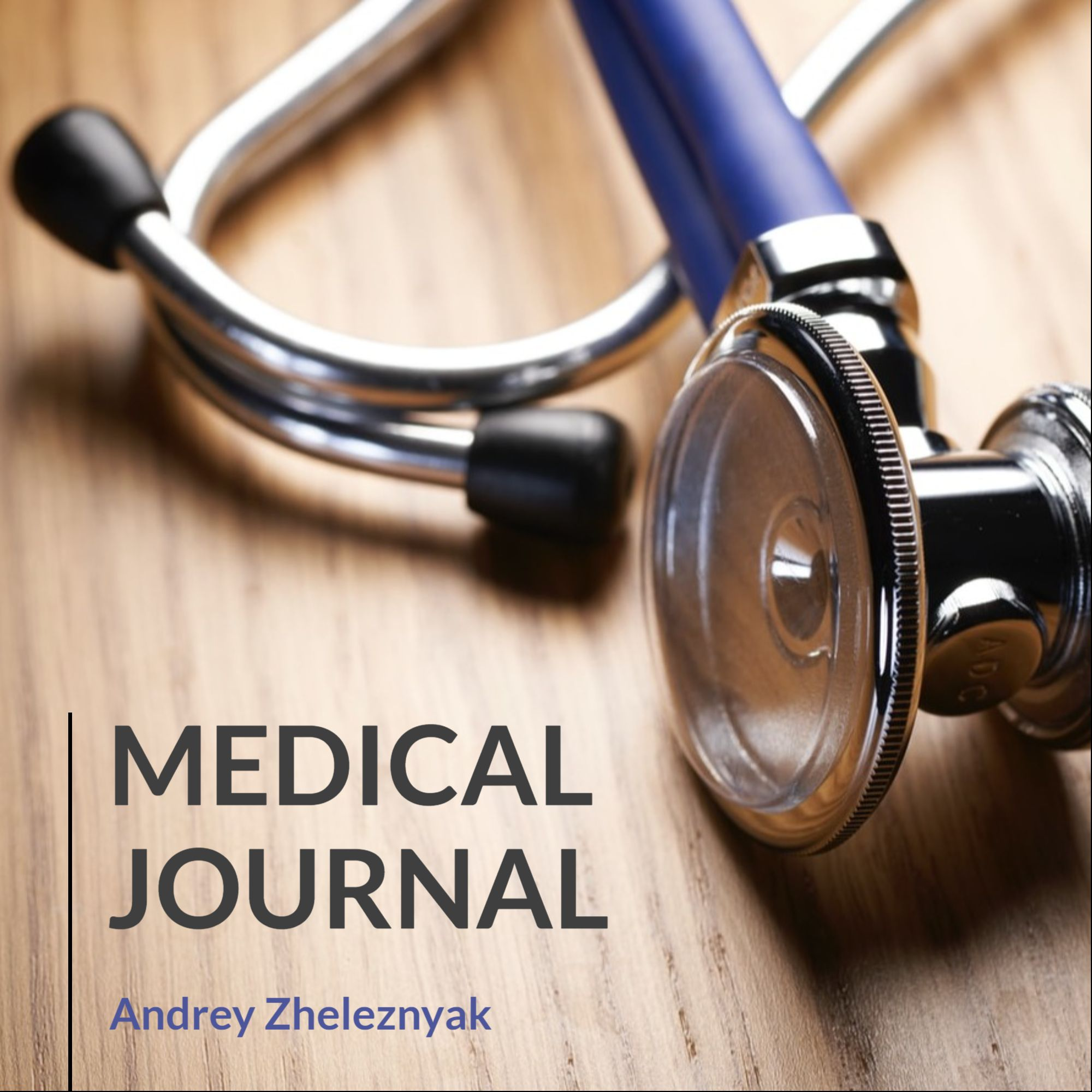 Medical Journal Podcast Cover