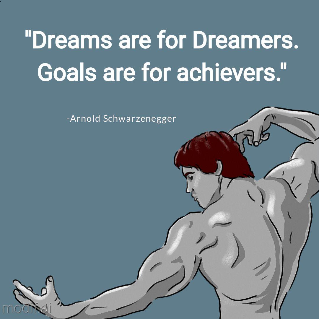 Arnold Schwarzenegger quotes Sport Instagram Template