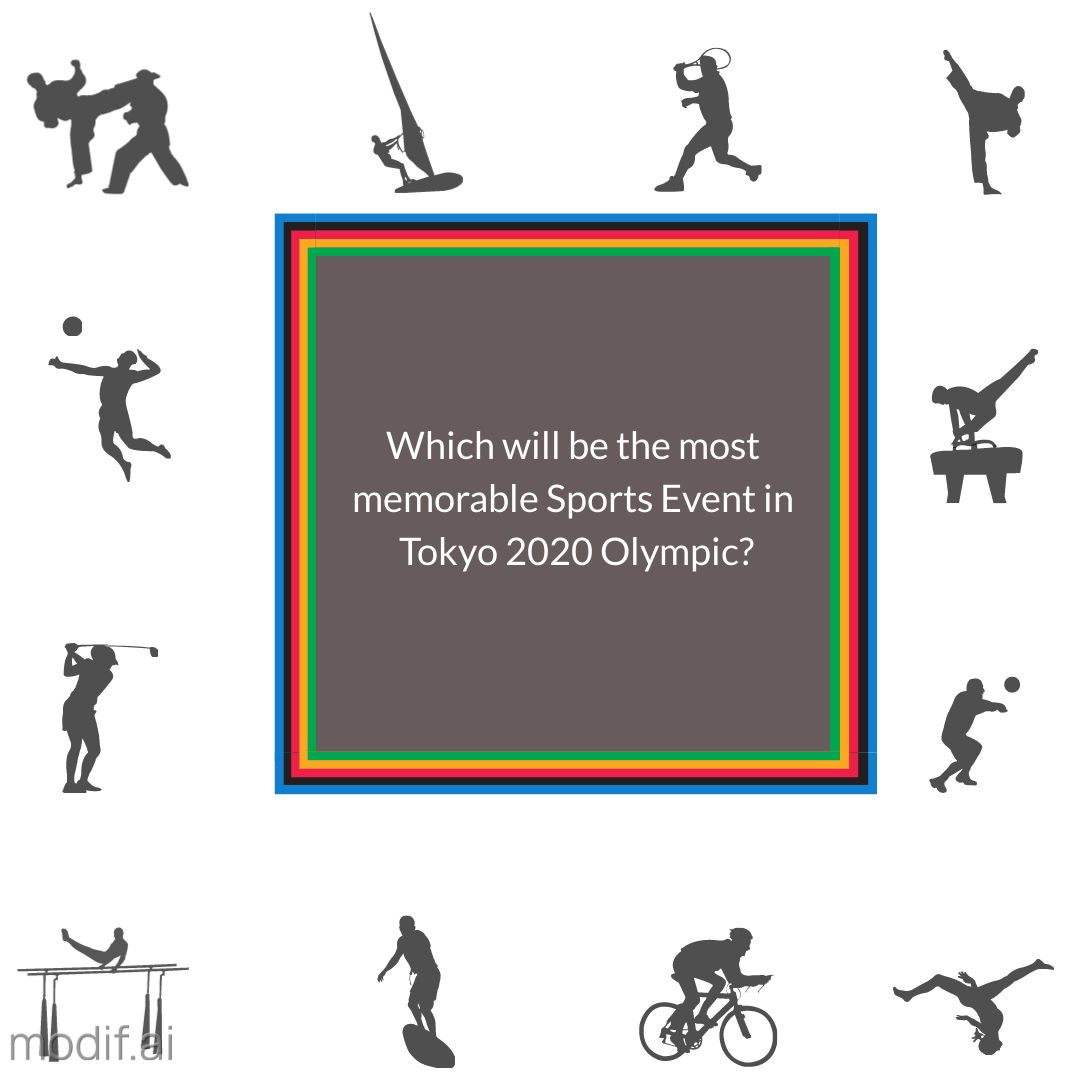 Quiz About The Olympic Games Template