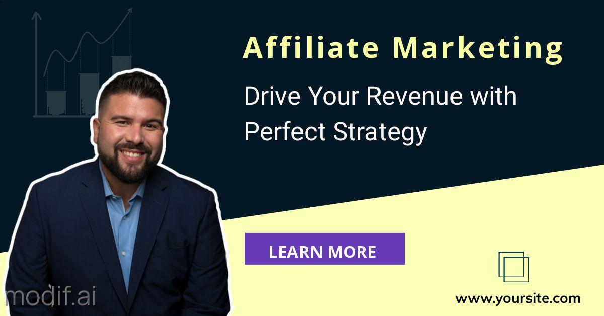 Affiliate Marketing Blog LinkedIn Template