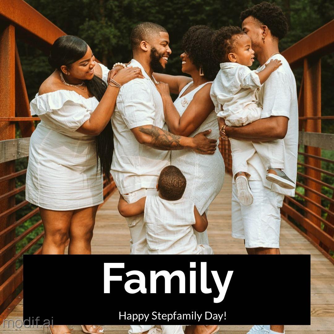 Stepfamily Day Instagram Post Maker