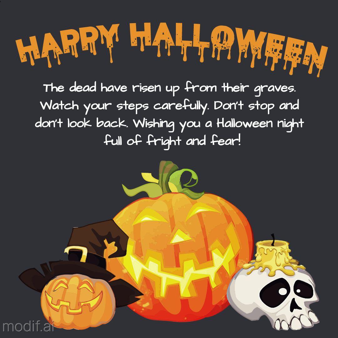 Happy Halloween Design Template